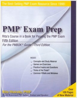 PMP EXAM PREP RITA'S COURSE IN A BOOK FOR PASSING THE PMP EXAM