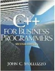C++ for Business Programmers - Importado