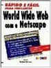 World Wide Web com o Netscape