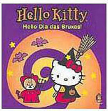 Hello Kitty: Hello Dia das Bruxas!