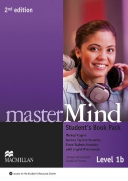 Mastermind 2nd Edit. Student's Book W/Webcode & DVD-1B