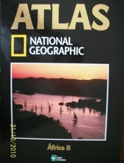 África iI - Atlas National Geographic vol 10