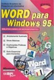Word para Windows 95: Método Rápido