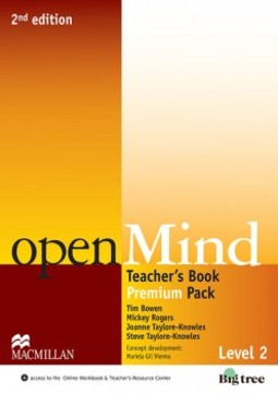 Openmind 2nd Edit. Teacher's Book Premium Pack-2