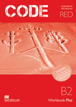 Code Red Workbook With Audio CD-B2