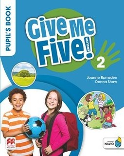 Give me five! 2: pupil's book pack with activity book