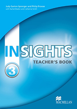 Insights Teacher's Book With Test CD-Rom-3