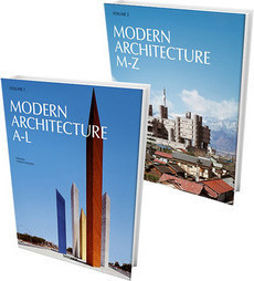 Modern Architecture (2 Volumes)