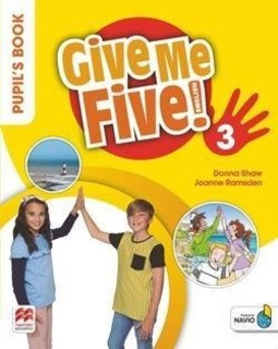 Give me five! 3: pupil's book pack with activity book