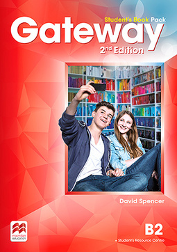 Gateway 2nd Edition B2 Student's Book Pack