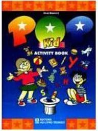 Pop Kid: Pre-School: Activity Book
