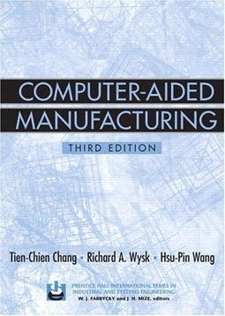 Computer-Aided Manufacturing - Importado