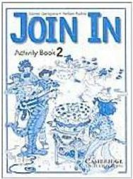 Join in: Activity Book - 2 - IMPORTADO