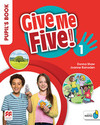 Give me five! 1: pupil's book