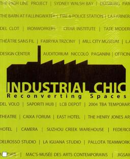 Industrial Chic: Reconverting Spaces - Importado