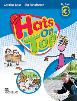 Hats On Top Big Book-3