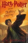 Harry Potter and the Deathly Hallows 7 - Hardcover - Importado