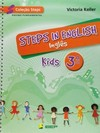 Steps in english - Kids - 3º ano