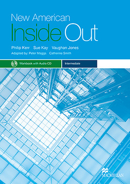 New American Inside Out Workbook With Audio CD-Int.