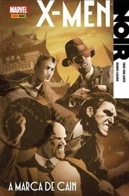 X MEN NOIR VOL 2