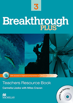 Breakthrough Plus TB W/ Test Generator E Digibook Code-3