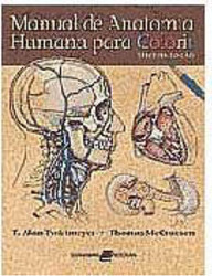 Manual de Anatomia Humana para Colorir