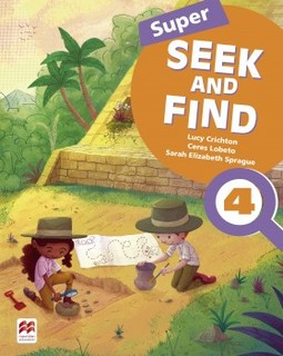 Super Seek And Find Student's Book & Digital Pack