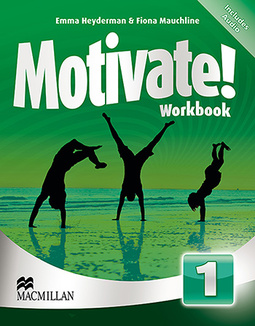 Motivate! Workbook With Audio CD-1(2)