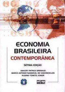 livro economia brasileira contemporanea gremaud