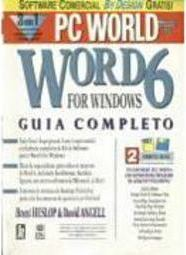 Word 6 For Windows: Pc World Guia Completo