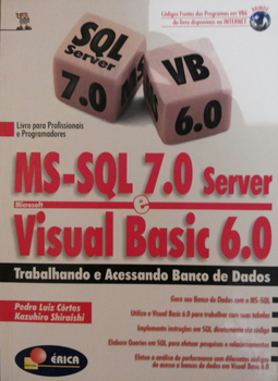 MS-SQL 7.0 Server e Visual Basic 6.0