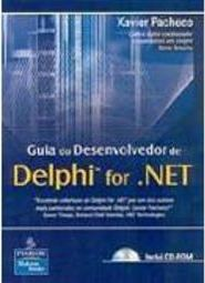 Guia do Desenvolvedor de Delphi for .NET