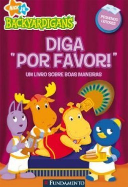 "Backyardigans : Diga ""por Favor!"""