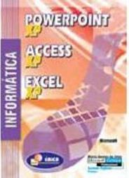 PowerPoint XP, Access XP, Excel XP