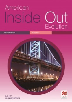American Inside Out Evolution Student's Book - Elementary B