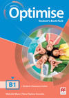 Optimise - Student's pack w/workbook (no key) - B1