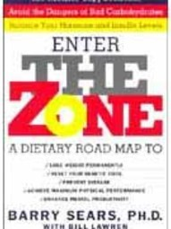 Enter The Zone: a Dietary Road Map - Importado