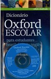 DICIONARIO OXFORD ESCOLAR COM CD