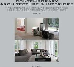 CONTEMPORARY ARCHITECTURE AND INTERIORS...2014