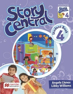 Story Central Student's Pack With Activity Book-4