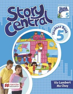 Story Central Student's Pack With Activity Book-5