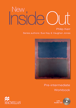 New Inside Out Workbook With Audio CD-Pre-Int. (No/Key)