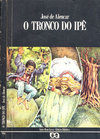 O tronco do Ipê
