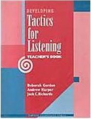 Developing Tatics for Listening - Importado