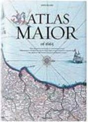 Maps from the Atlas Maior of 1665 by Joan Blaeu  2007 - Importado