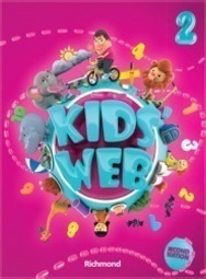 Kids Web Vol. 2 - 2 Ed. Livro Do Aluno + Multirom - Ensino Fundamental I