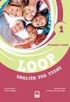 Loop English For Teens Student's Book W/Digital Book-1