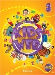 Kids Web Vol. 3 - 2 Ed. Livro Do Aluno + Multirom - Ensino Fundamental I