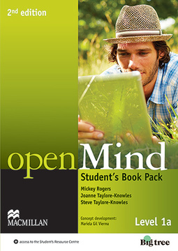 Openmind 2nd Edit. Student's Pack With Workbook-1A