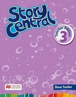 Story central 3: teacher edition with eBook pack